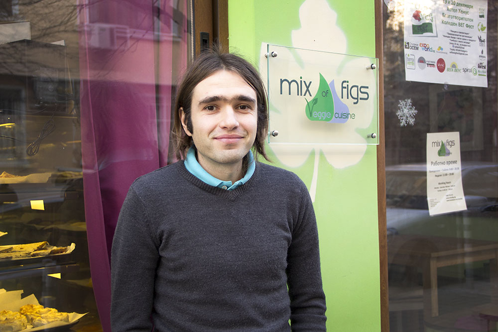I had to overcome many fears before starting my own business: Atanas, Mix of Figs