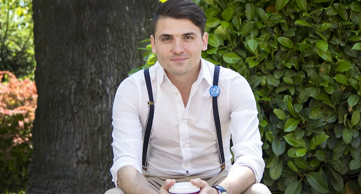 Предприемач, дизайнер и Master Chef кулинар: Георги Ангелов от GoGo.bg